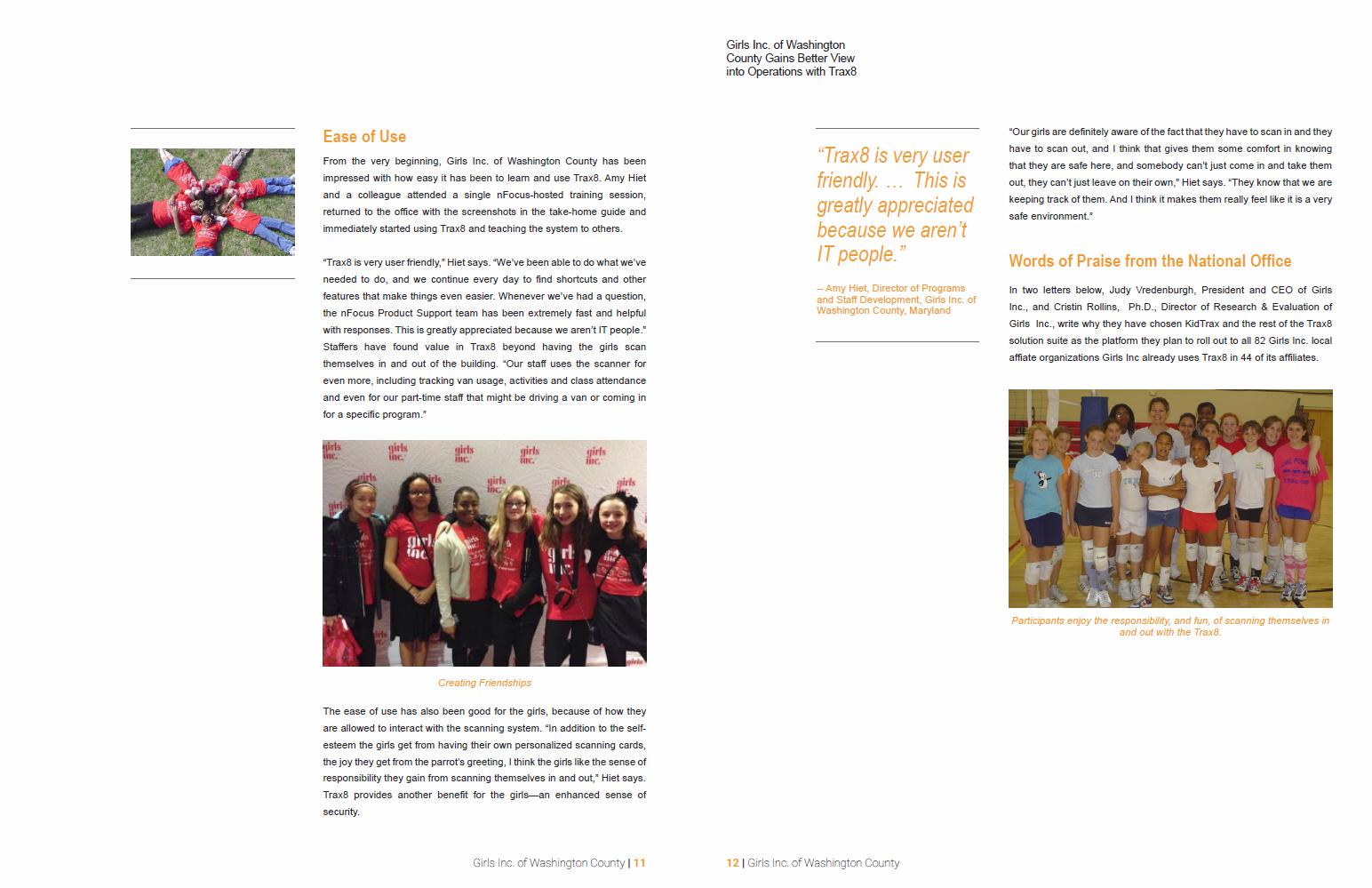 Case Study Girls Inc Washington 11-12