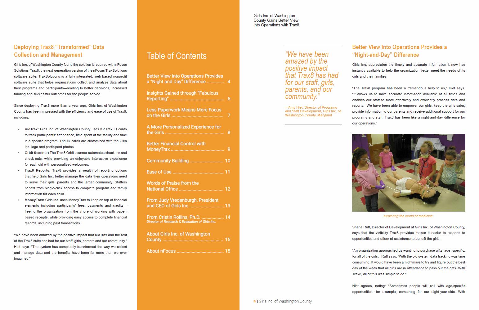 Case Study Girls Inc Washington 3-4