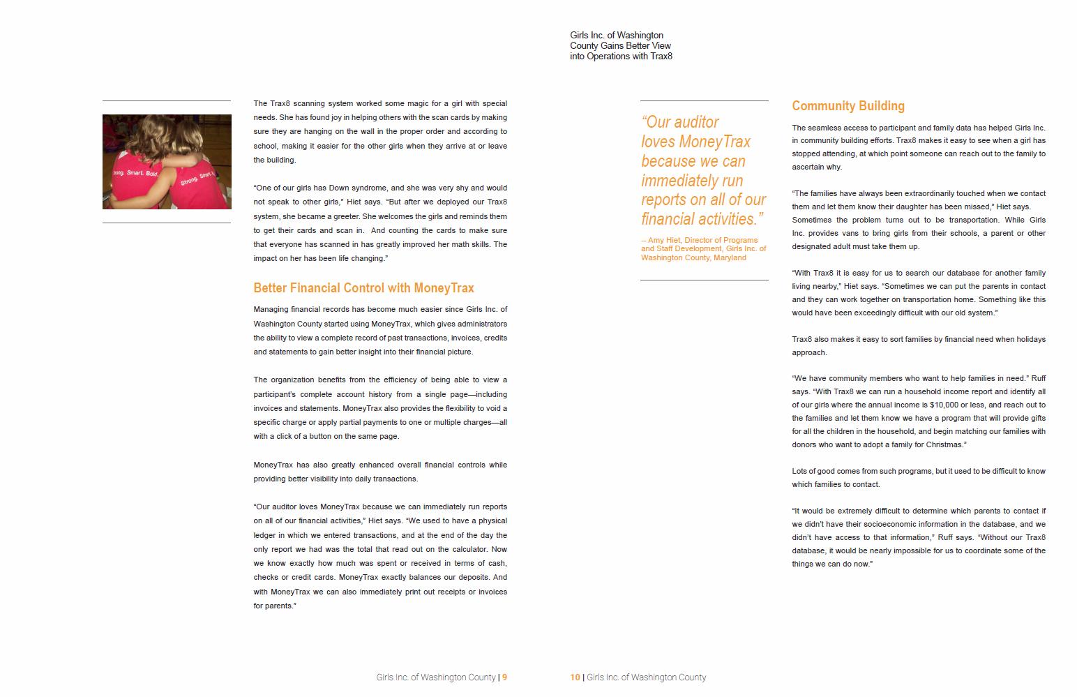 Case Study Girls Inc Washington 9-10